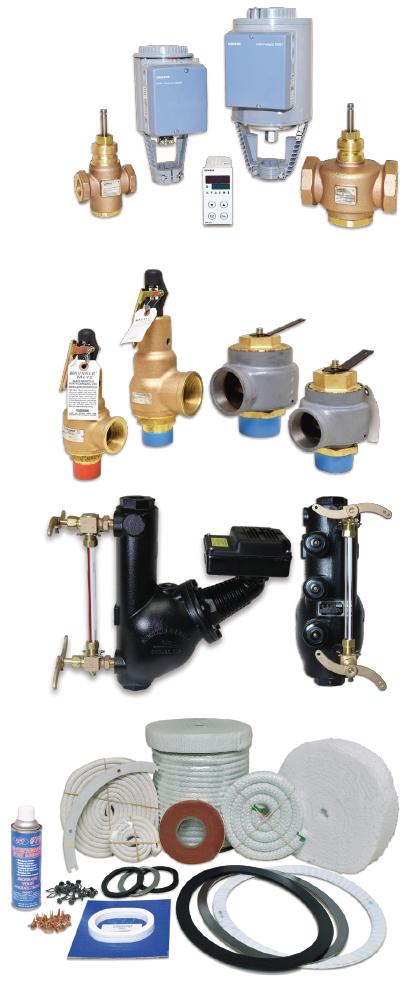 Parts - BEC Equipment, LLC   Boiler Service, Sales, Repairs ...
